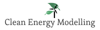 Clean Energy Modelling Logo